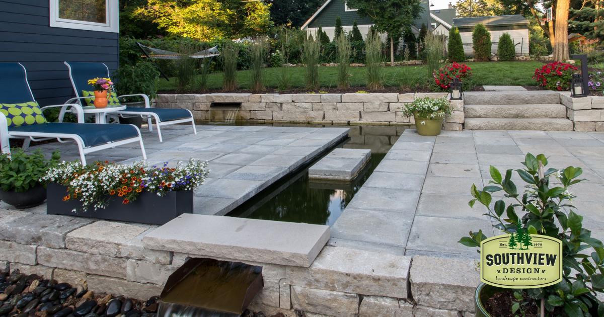Contemporary Minneapolis Landscape Southview Design,Home Furniture Center Table Design