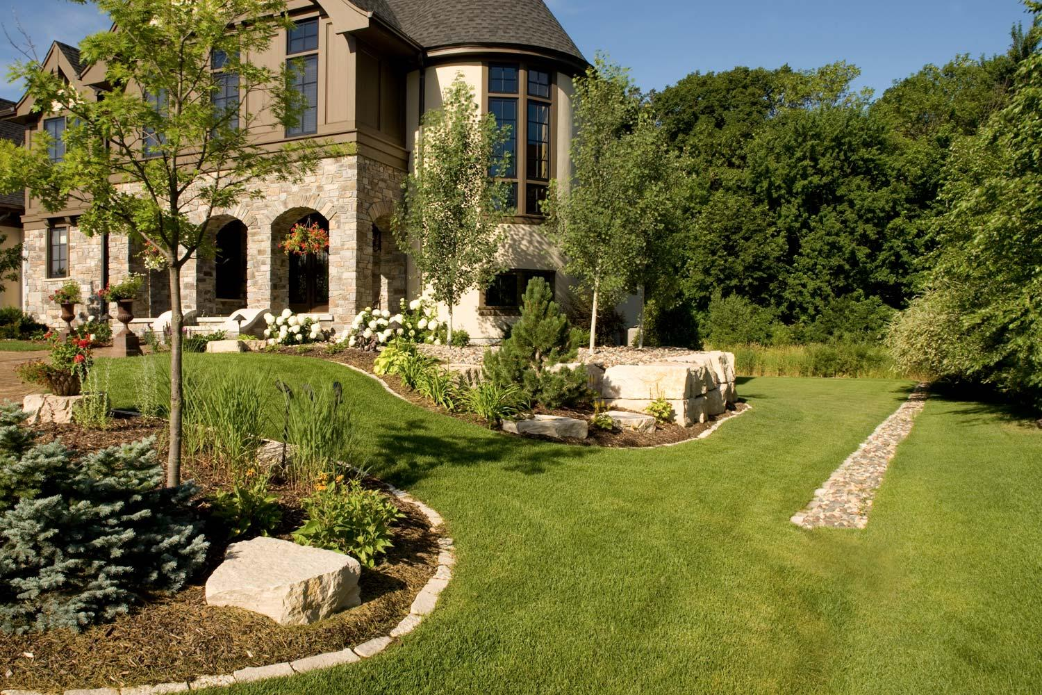 How to fix landscape drainage issues   Southview Design on Landscape Drainage Design  id=58835