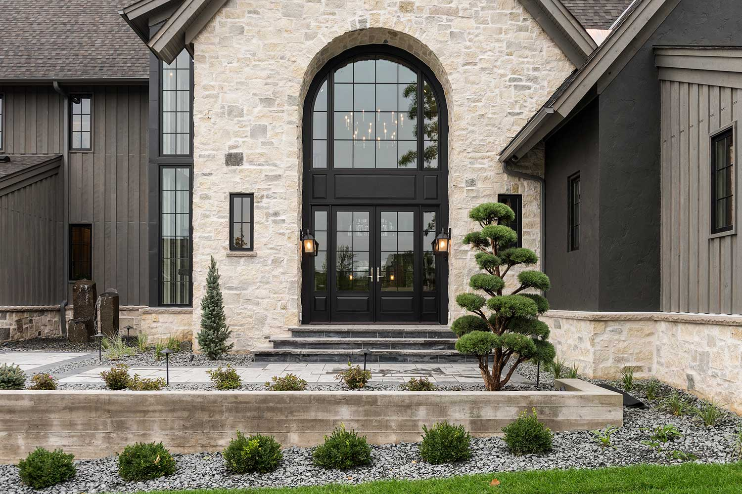 Front Entry Landscape Design Southview Design Minneapolis St Paul