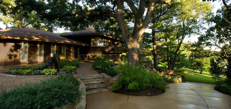 Eden Prairie Lake Shore Landscape Design,Girly Car Interior Design Ideas