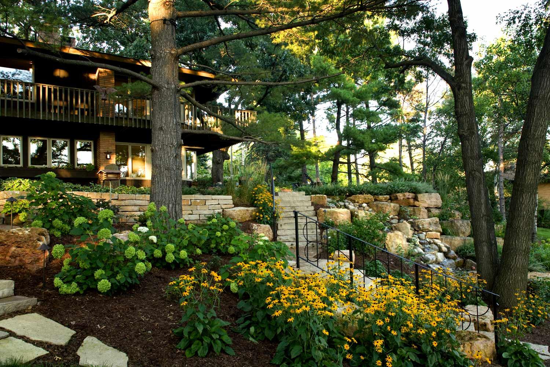 Garden Landscape Designs In Minneapolis St Paul Southview Design