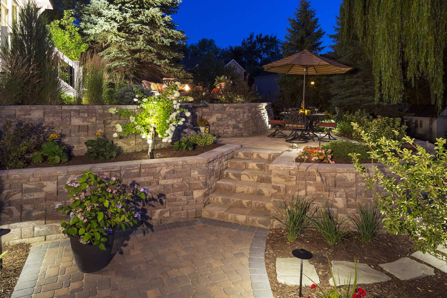 eden prairie backyard paver patios